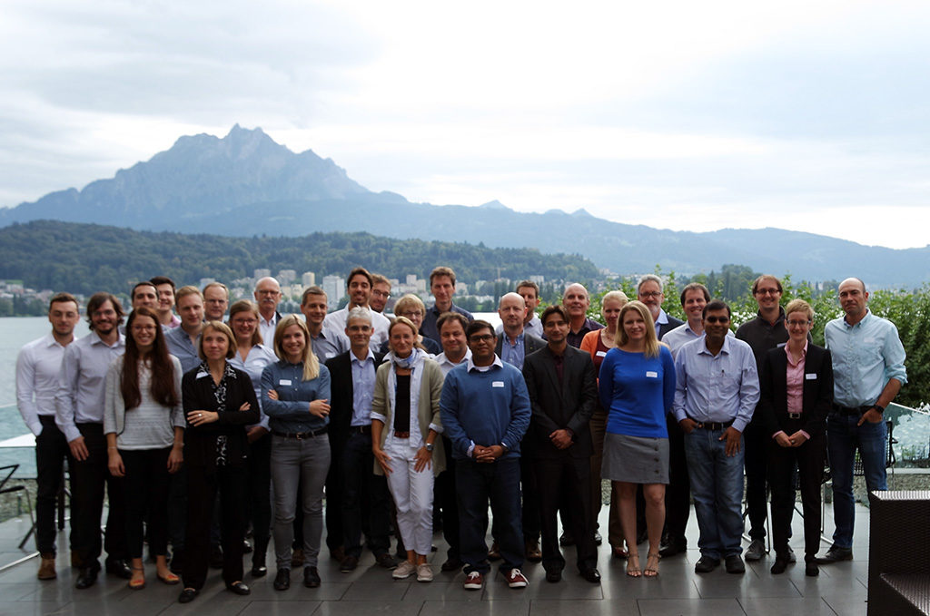 SCCER Networking Meeting 2017 held in Lucerne